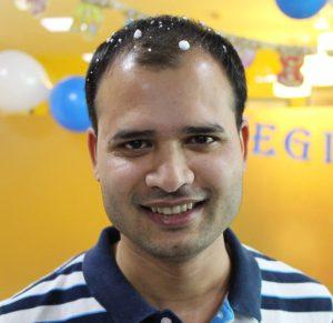 Toshendra Sharma Blockchain & Ethereum Trainer